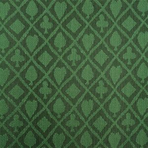 Trademark Stalwart Waterproof Poker Table Cloth (Emerald Green)